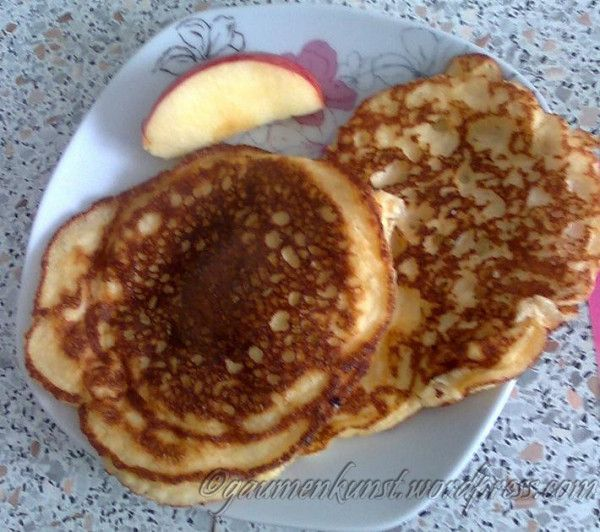 Deutsche Kuchen Rezepte: Pfannkuchen Ohne Mehl