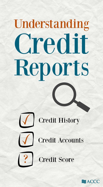 Video Guide Understanding Credit Reports Debt Relief Programs Credit History Debt Relief Companies