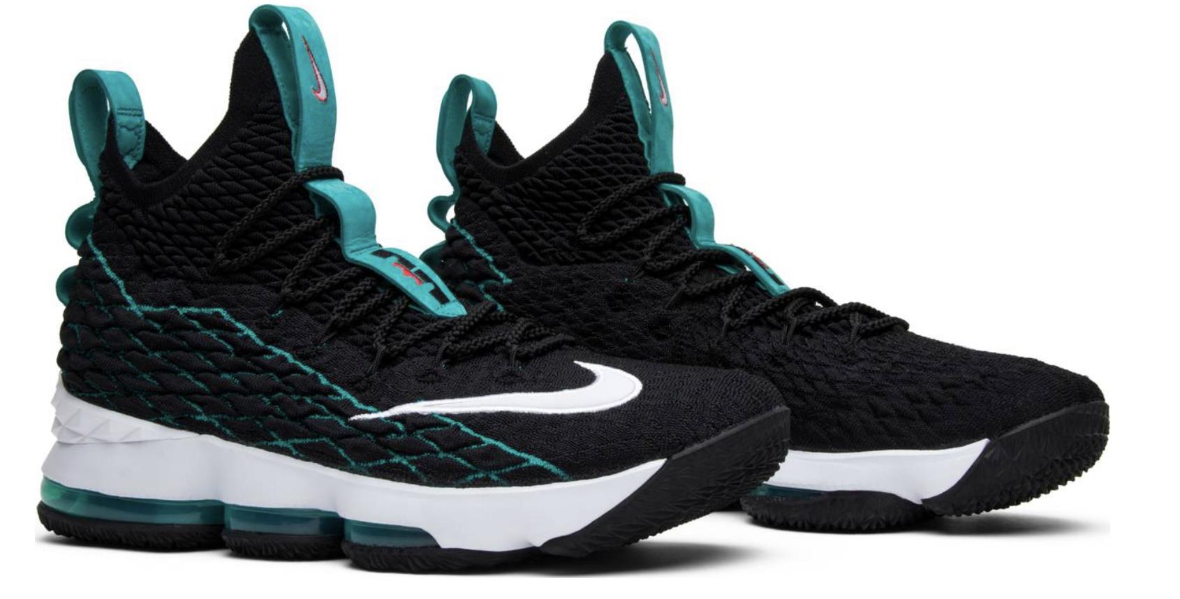 LeBron 15 'Griffey' PE Sneakers / $290