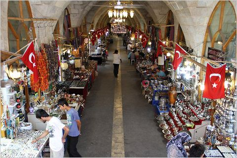 Gaziantep, frequently just called Antep, is considered by many to be the culinary capital of Turkey, home to everything from simple kebabs to complex feasts.