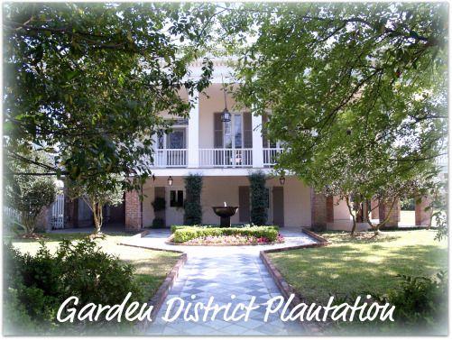 Garden district,NOLA   Beautiful Romantic Homes   Pinterest