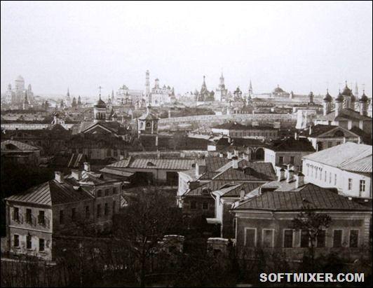 фото москвы готье дюфайе