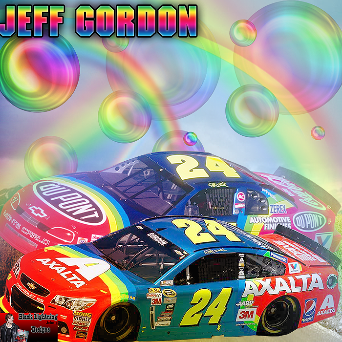 This Was Requested Hope Everyone Likes Black Lightning Jeff Gordon Rainbow Wallpaper 1 Rainbow Wallpaper Black Lightning Comic Book Cover