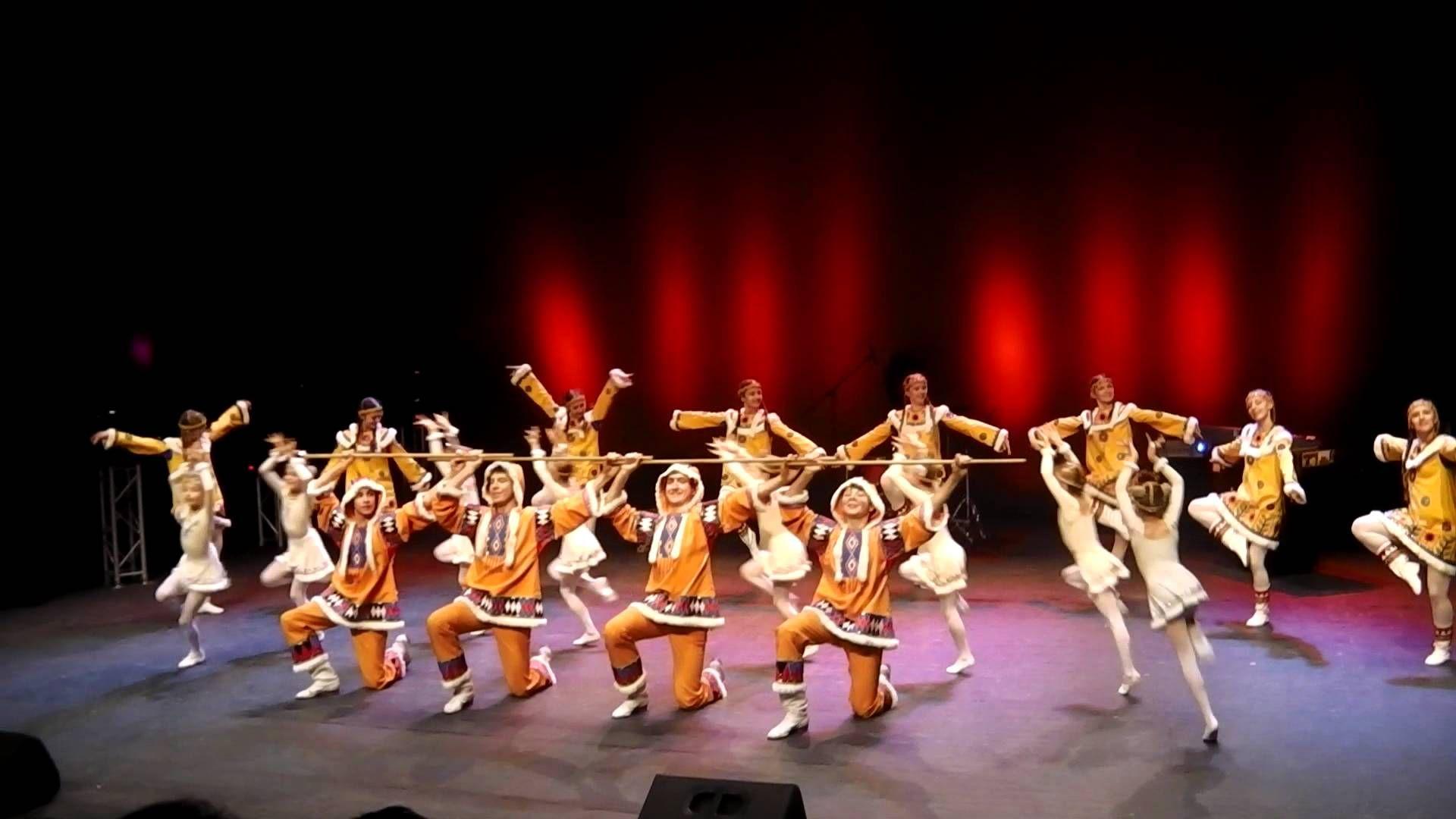Якутский танец Ансамбль Локтева детские танцы  Якутский танец Ансамбль Локтева