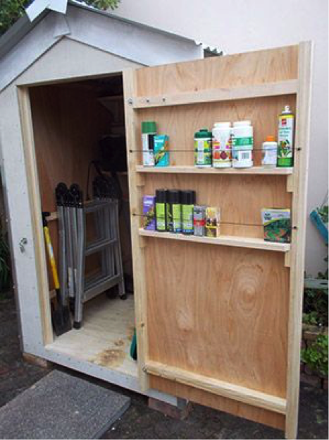 Nice Best 25+ Storage Shed Organization Ideas On Pinterest | Garden Tool  Organization, Tool Shed Organizing And Garden Shed Diy