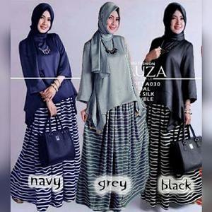 Atasan Baju atasan baju muslim busana muslim blouse hijab jilbab gamis  tunik busana wanita Mauza Set 95172deafa