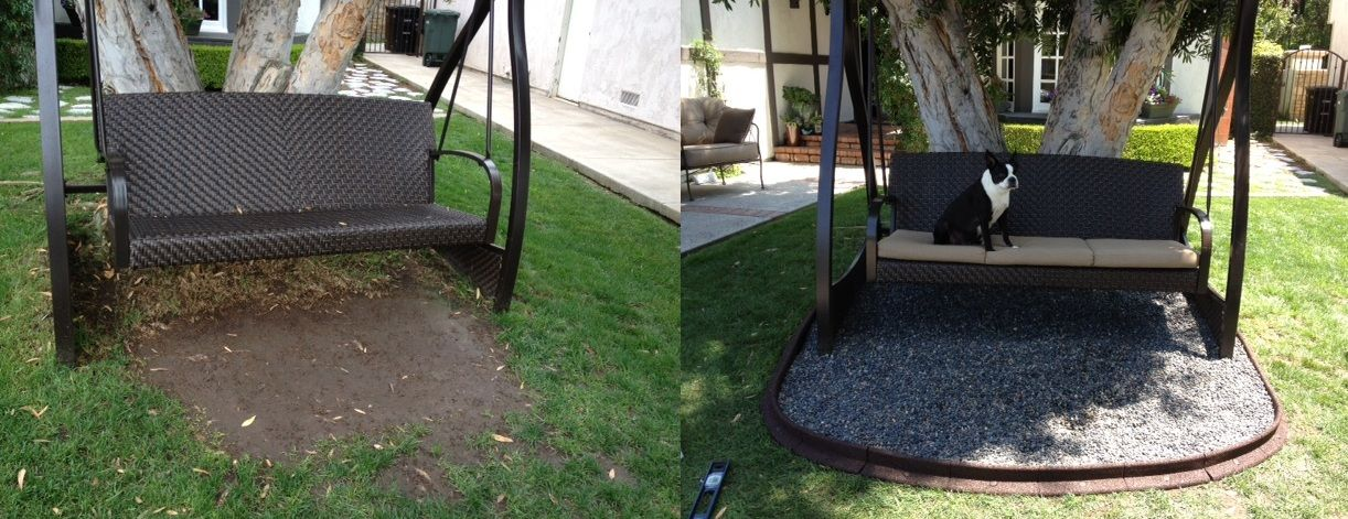 This Great Before After Shot From An Ecoborder Customer 640 x 480