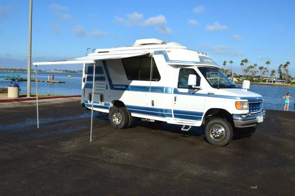Used RVs Chinook 4x4 Motorhome for Sale by Owner | Camping | Used