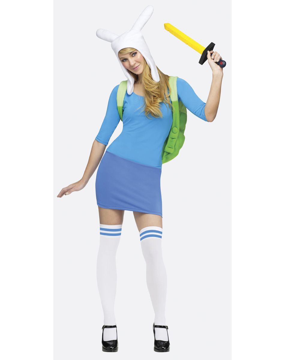 Adventure Time Fionna Costume Exclusively At Spirit And Cake A Human Girl
