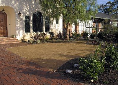 Incroyable Replace Lawn With Rocks/Decomposed Granite. Front Yard IdeasDrought ...