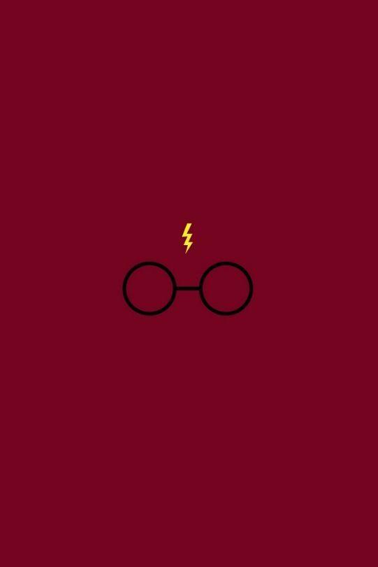 Simple Harry Potter Wallpaper