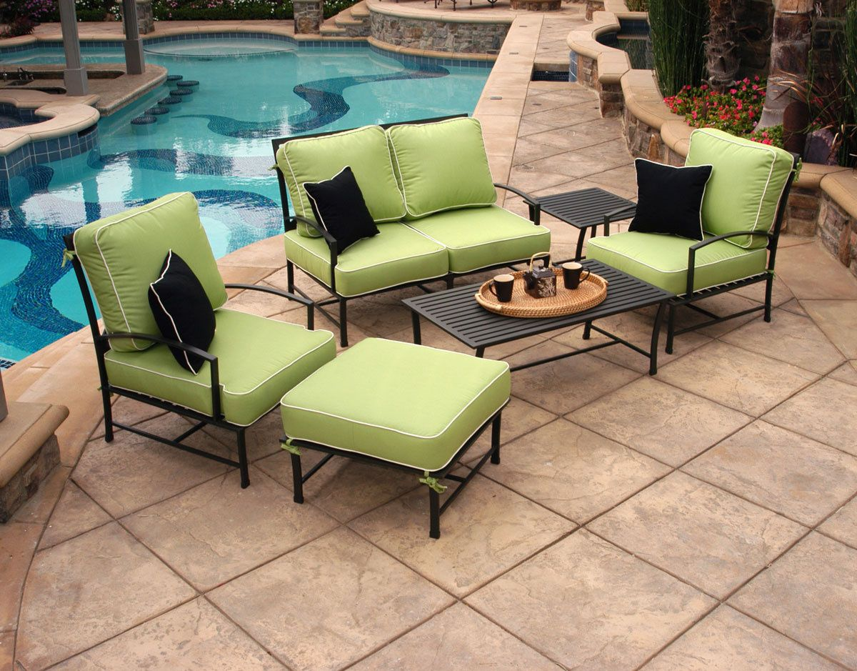 Williams Sonoma Outdoor Furniture
