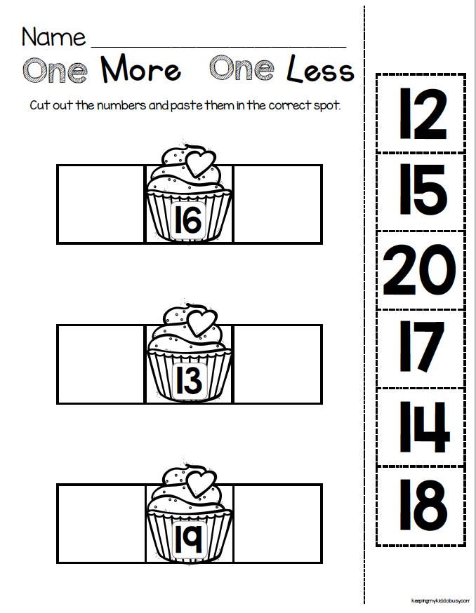 February Math Ela Pack Freebies Kindergarten Pinterest Math