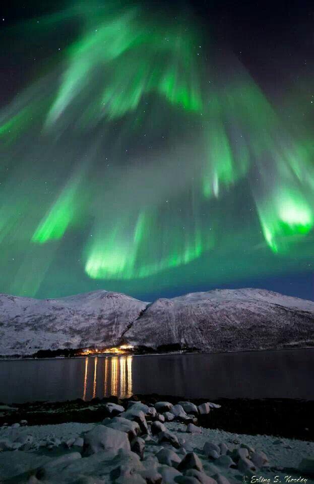 Kattfjord, Norway