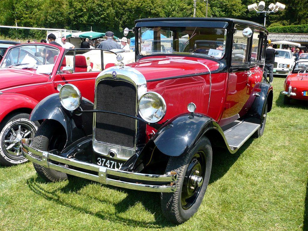 citroen c4 1930 voitures pinterest voitures anciennes voitures et ancien. Black Bedroom Furniture Sets. Home Design Ideas