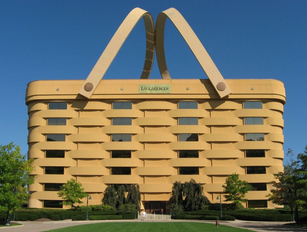 Search Employees Inside This Basket Longaberger S Office