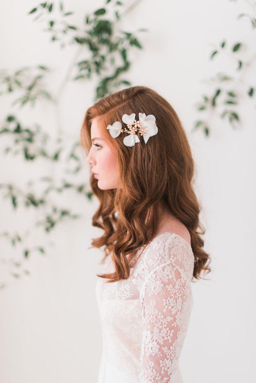 new → tessa kim 2017 bridal hair accessories | bridal hair, hair