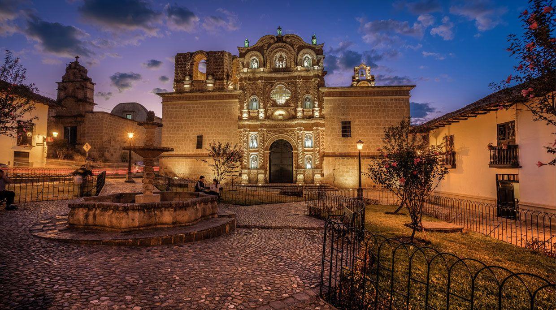 Cajamarca está situada a 2750 metros sobre el nivel del mar, en la sierra norte del Perú. (Foto: Shutterstock)