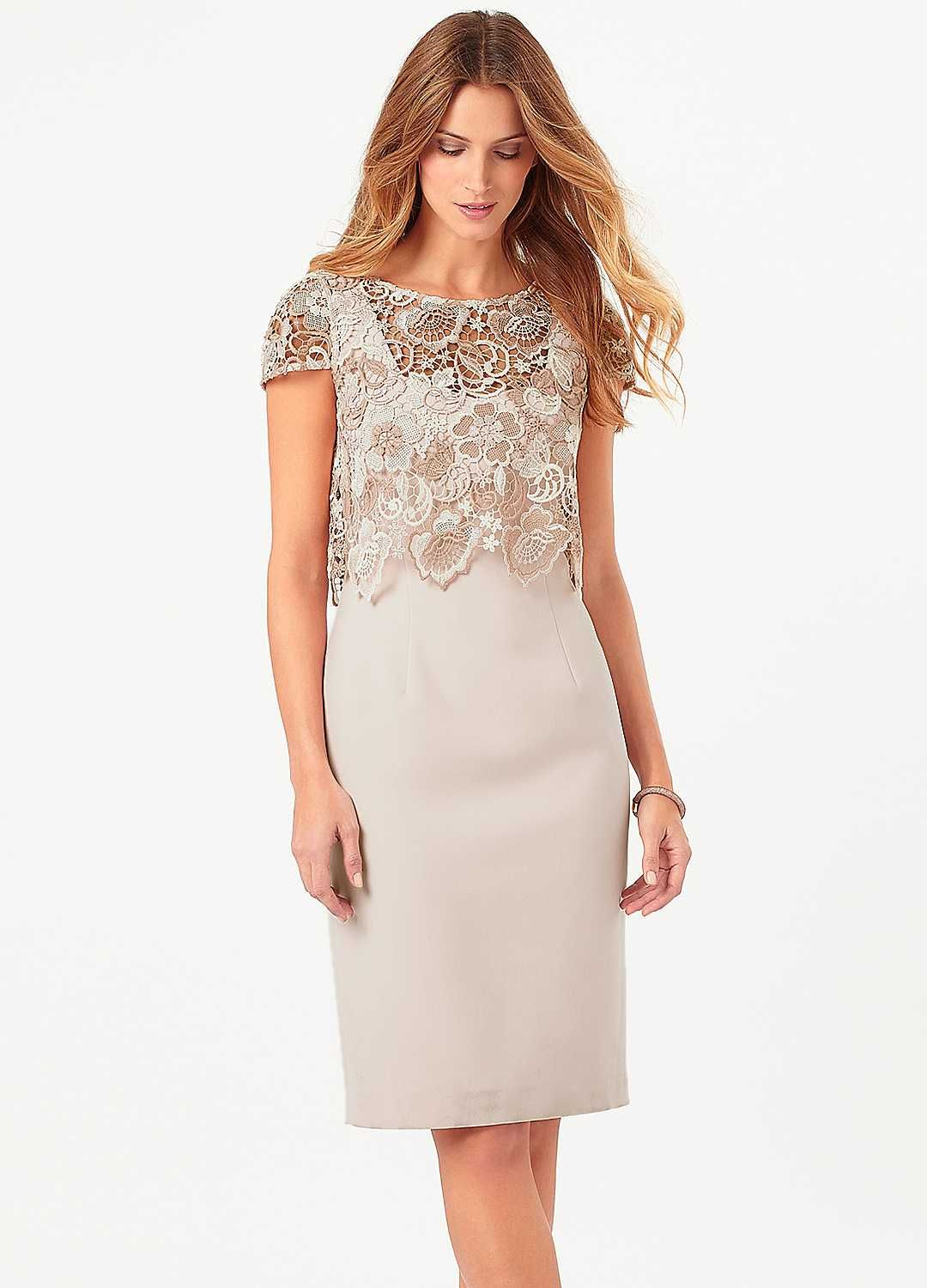 Phase Eight Juno Lace Dress | Janet | Pinterest
