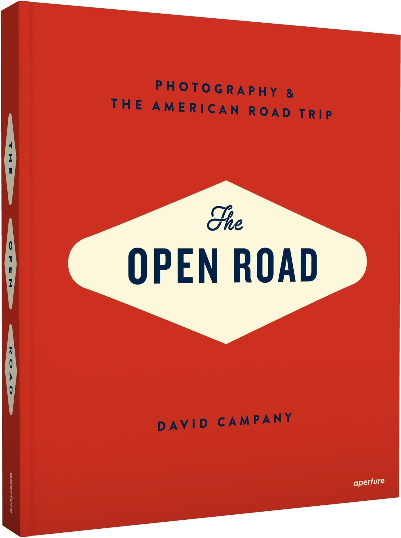 Catalogue for our exhibition The Open Road is the first