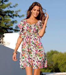 vestido casual para un día de verano