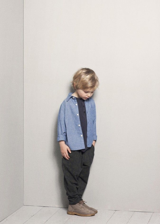 GRO Company beautiful children's clothing for Autumn Winter 2014