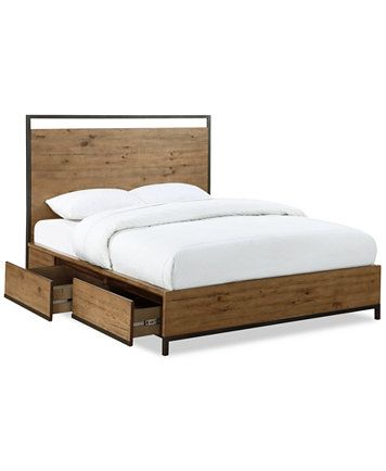 Furniture Gatlin Storage King Platform Bed Created For Macy S Reviews Furniture Macy S King Platform Bed California King Platform Bed Full Platform Bed