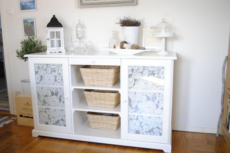 Credenza Liatorp Ikea : Liatorp cabinet hack ikea and