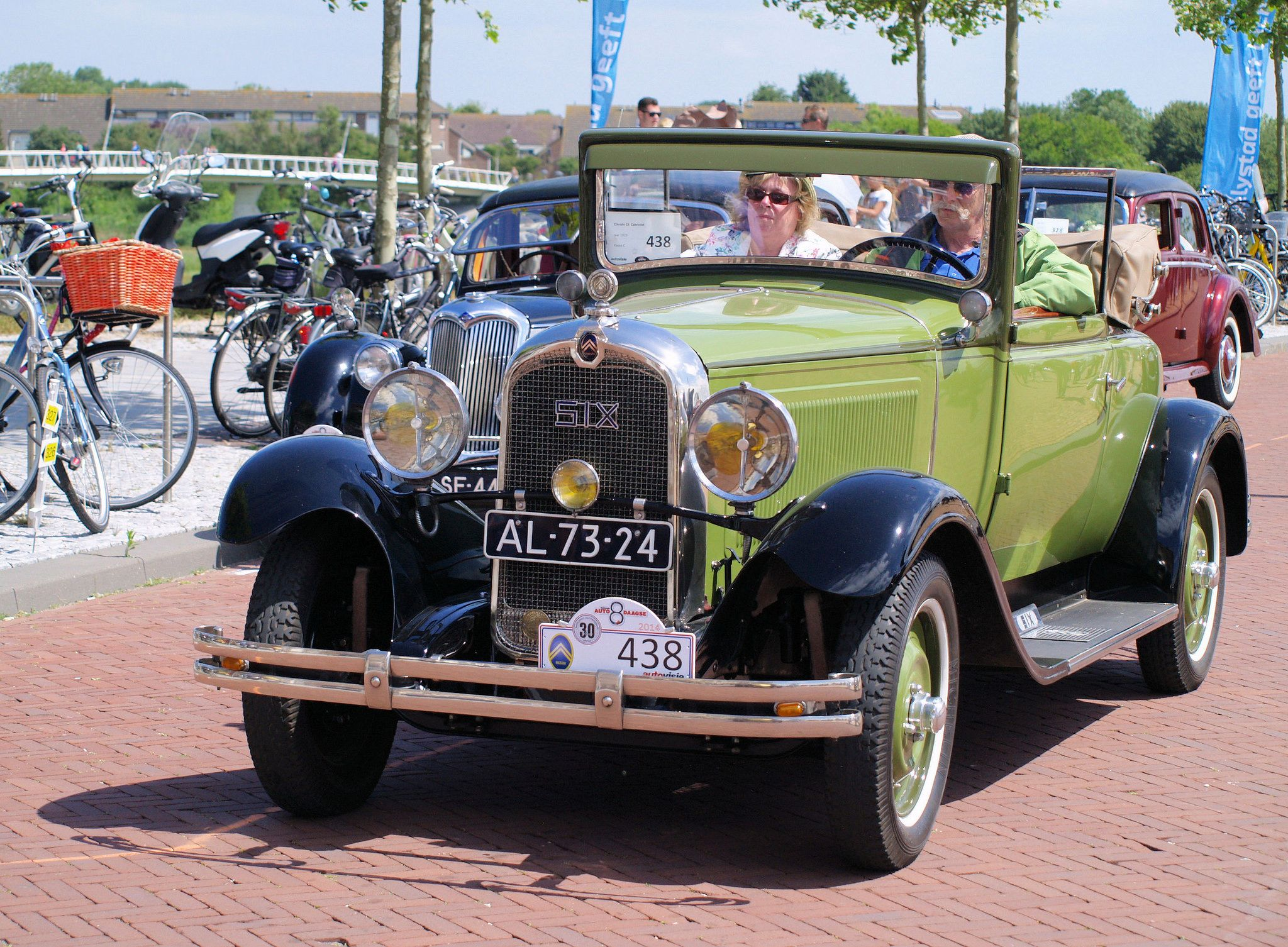 1929 Citro n C6 Cabriolet Vintage vehicle Pinterest