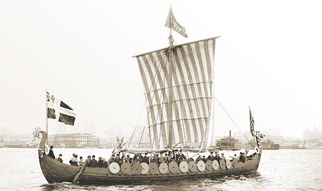 The Viking Ship A True Tale Of American Scandinavian Triumph Viking Ship Vikings Viking History