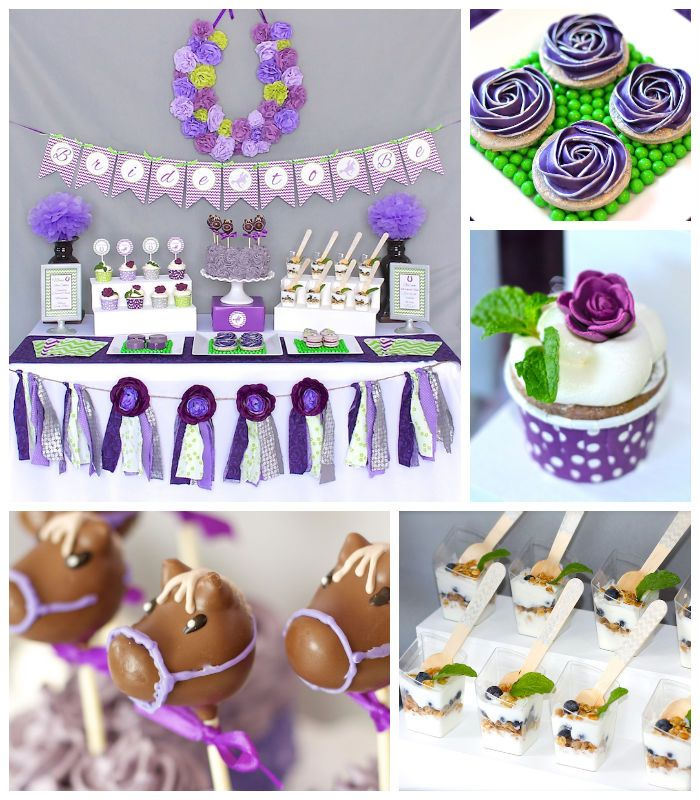 Kentucky Derby Themed Bridal Shower Via Kara S Party Ideas Full Of Decorating Dessert Cake Cupcakes Favorore