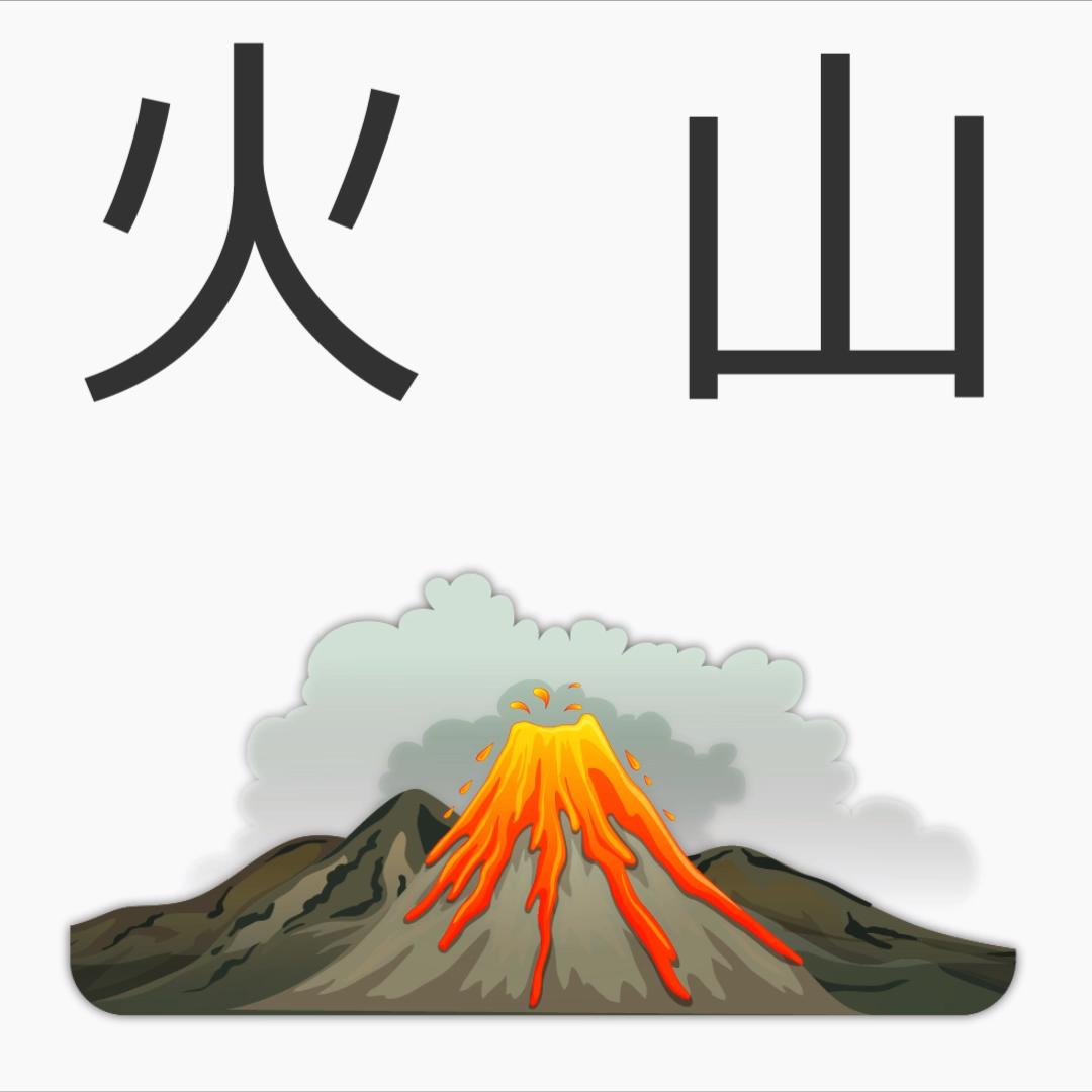Some Kanji Make A Lot Of Sense When Smooshed Together