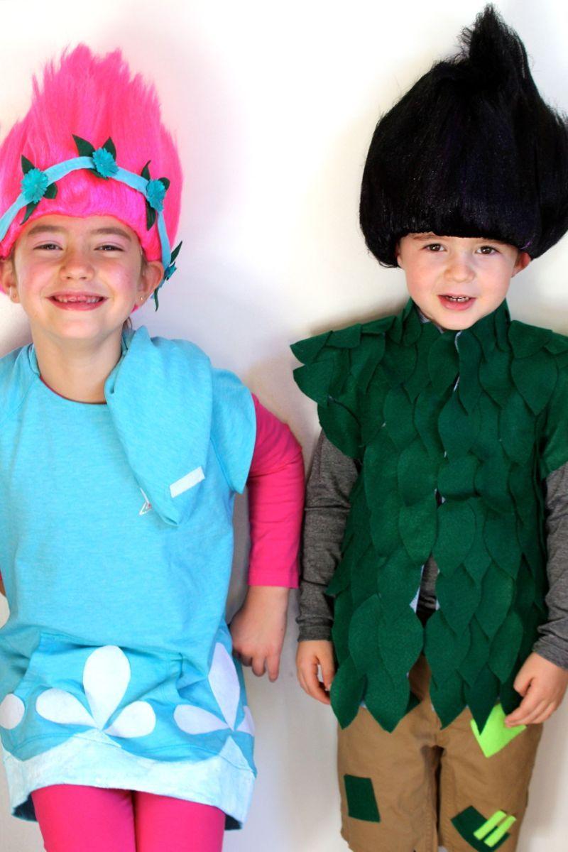 trolls-halloween-costumes   Trolls hair   Pinterest   Halloween ...