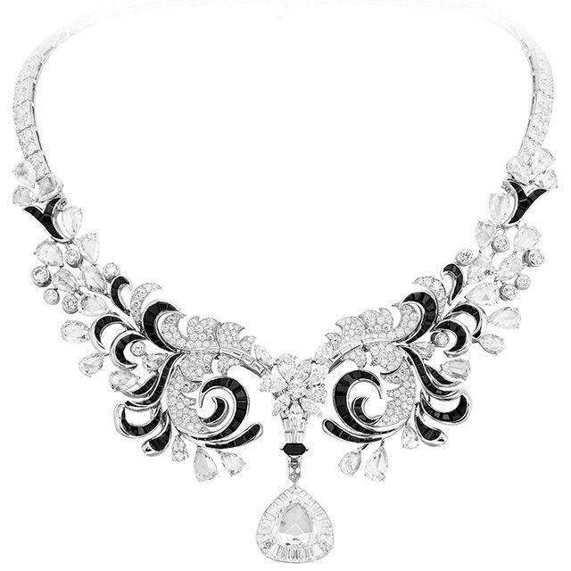 black  u0026 white feathers necklace  swan lake ballet  ballet