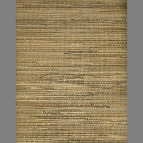 Brown Grasscloth Natural Fiber Wallpaper Astx1450 Brown Grasscloth Bamboo Grass Design Wallpaper