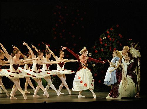 I Love Ballet Shows I Would Love To See This One Alice In