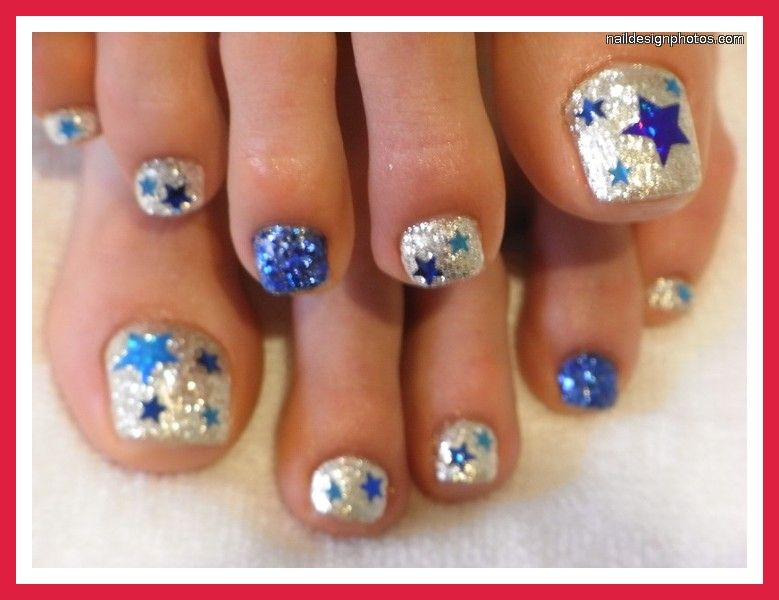 Cool Summer Nail Designs Easy Toe Nail Designs For