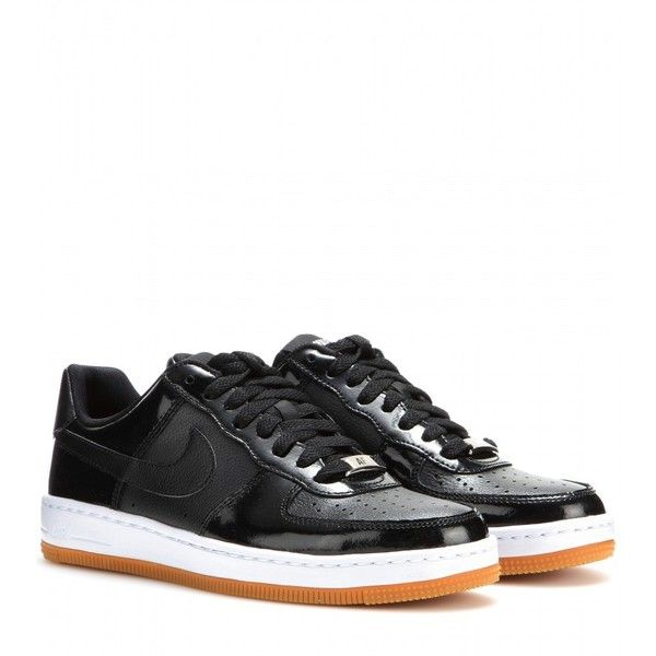 Nike Nike Air Force 1 Ultra Force Sneakers (250 BRL) ? liked on Polyvore