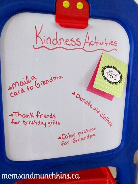 Kindness Activities for Kids   Fun Stuff to Do With Kids