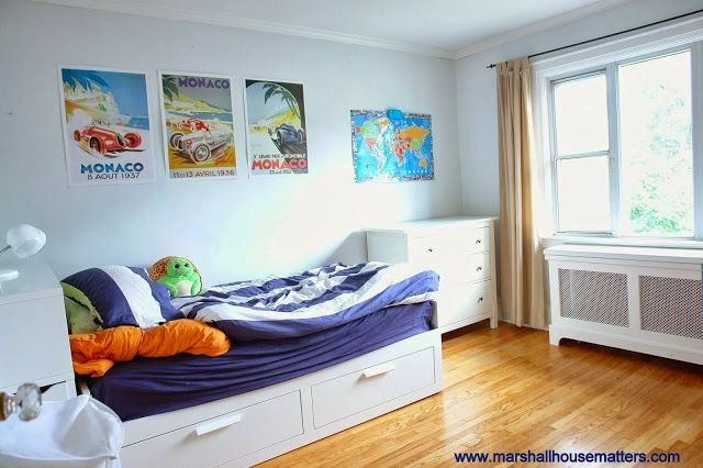 Simple Details: ikea brimnes bed with storage   Brimnes bed