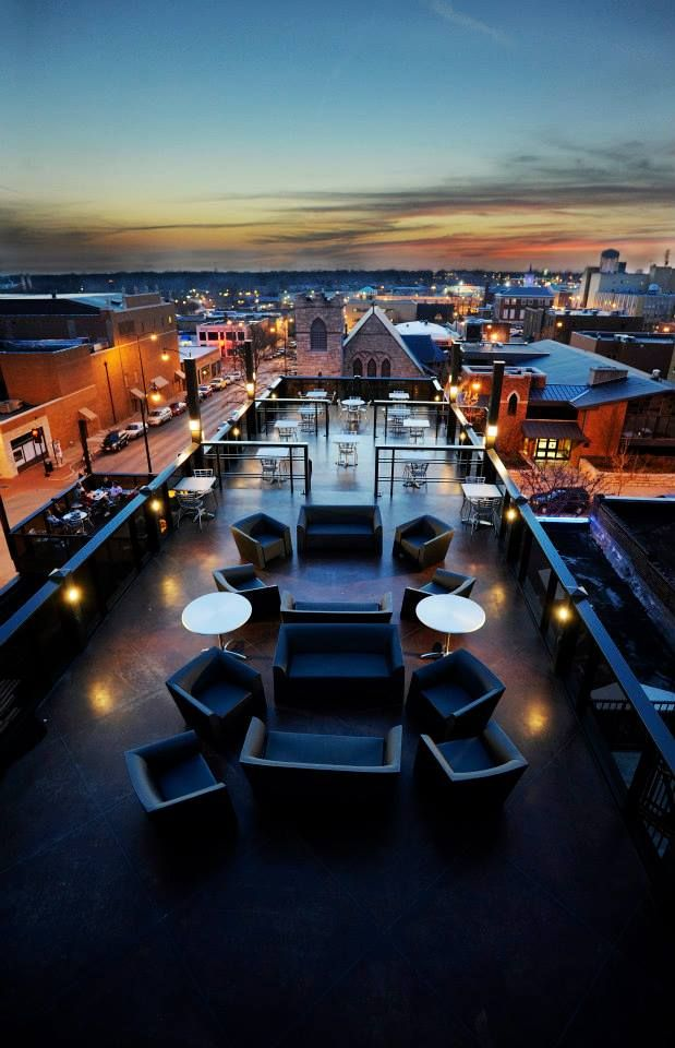 9 2 Quinton S Bar Deli Columbia Rooftop Dining Kansas