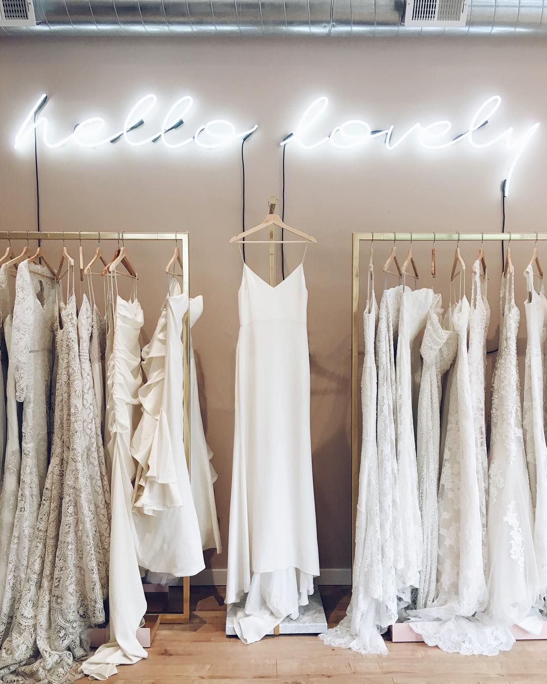 Self-Made Woman: How Lanie List Grew Her Indie Bridal Store Across the Country #bridalshops