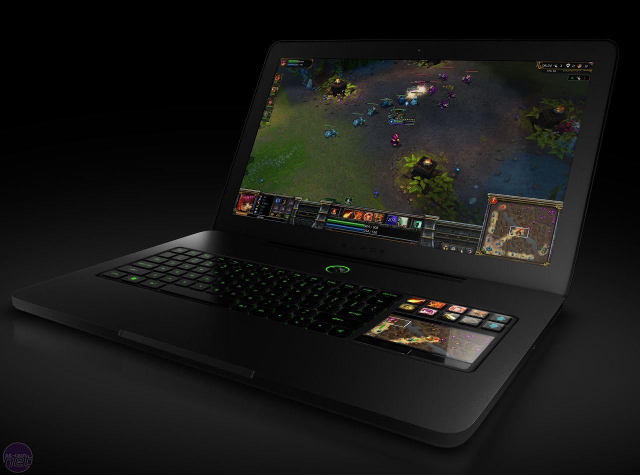gaming laptops razer blade