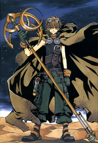 Syaoran Tsubasa Reservoir Chronicle Original Wikipedia 11