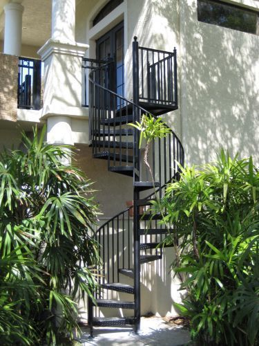 Best All Welded Aluminum Spiral Stair Spiral Stairs Stairs 400 x 300