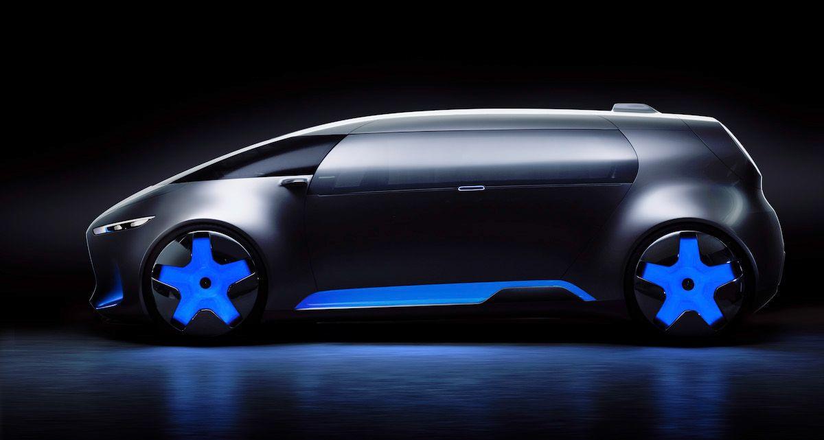Mercedez_Benz Concept car 2015 Tokyo Auto Show on Behance