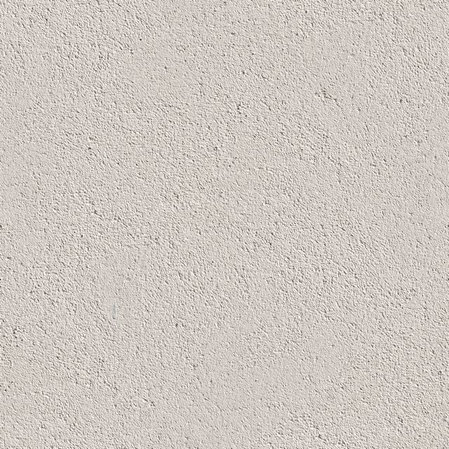 Contrast Between Stone And Plaster Finish: Wall Plaster Texture Made Seamless At 2048 X 2048
