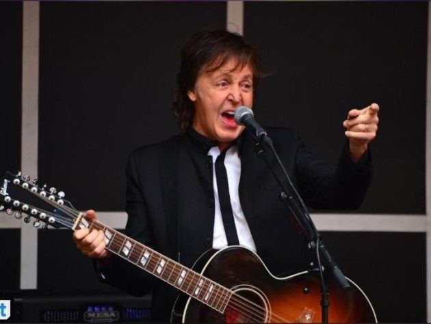 Paul McCartney Defends Miley Cyrus, Can Twerk with the Best of Them!