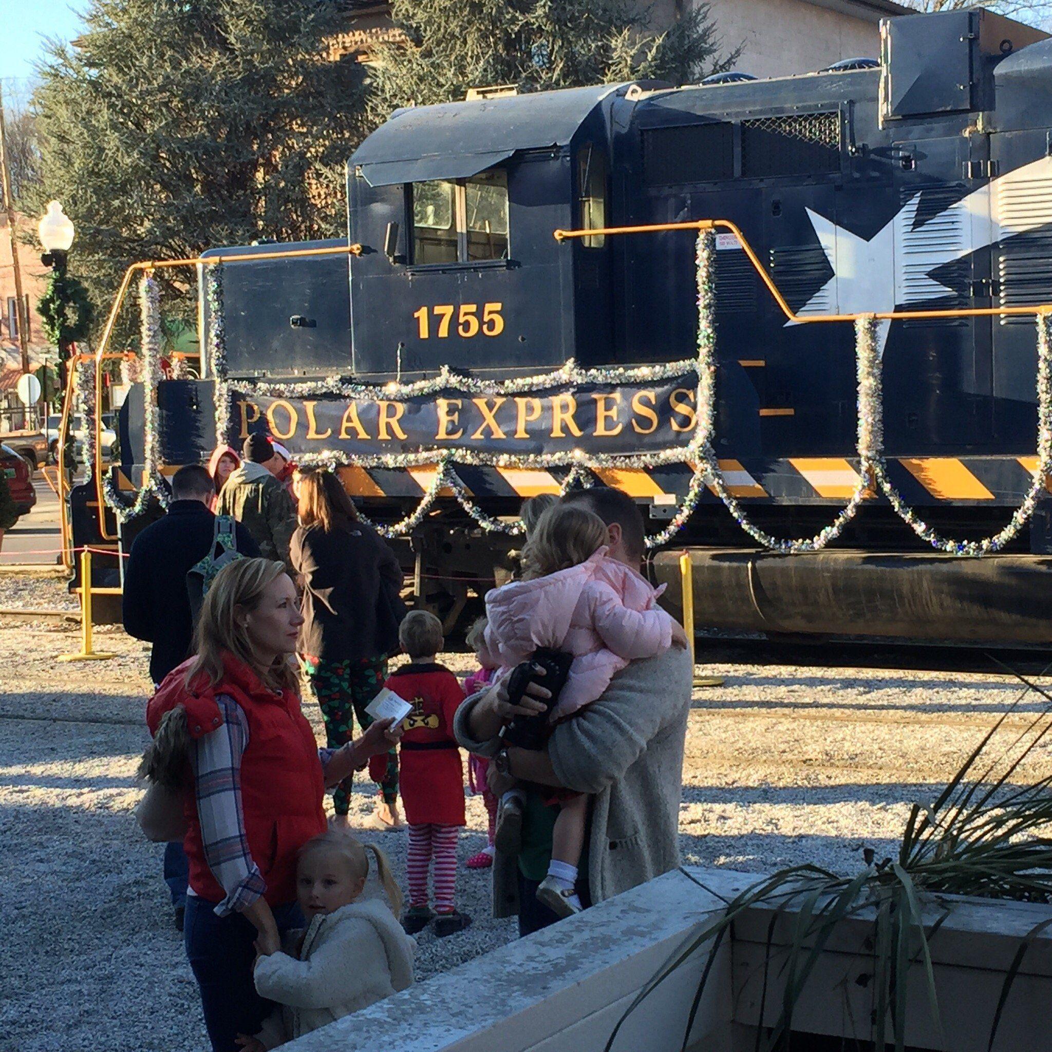 Polar Express Bryson City North Carolina Vacation Trips