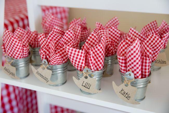 Boys Toy Story Themed Birthday Party Favor Ideas DIY Ideas